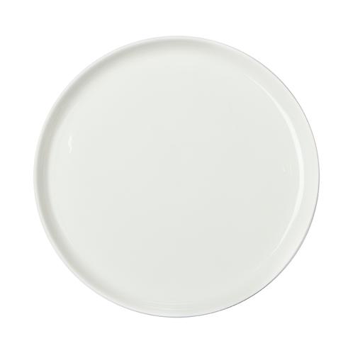 Fleischteller, Bonechina Porzellan, weißes Porzellan, modernes Geschirr, Porzellanwerkstatt Wien, buntes Geschirr, manodesign