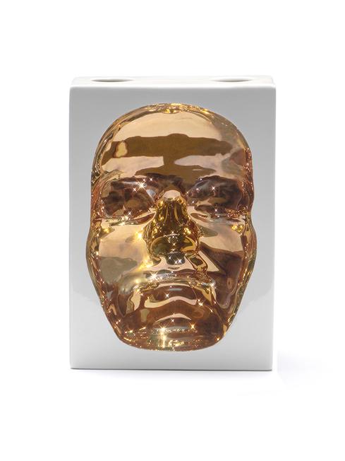 My face - Vase gold