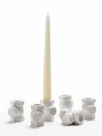 Siphon normal - Kerzenständer