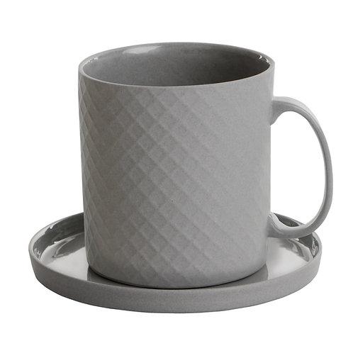 P 21 - Teetasse + Unterteller