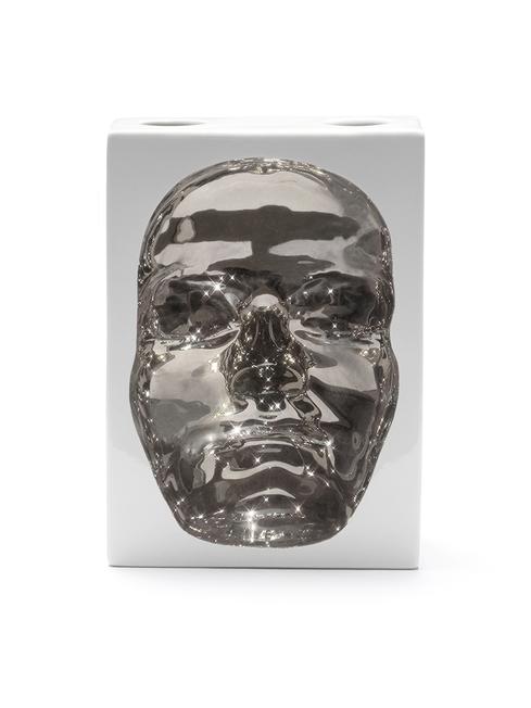 My face - Vase platin