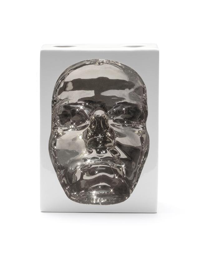 My face - Vase platinum