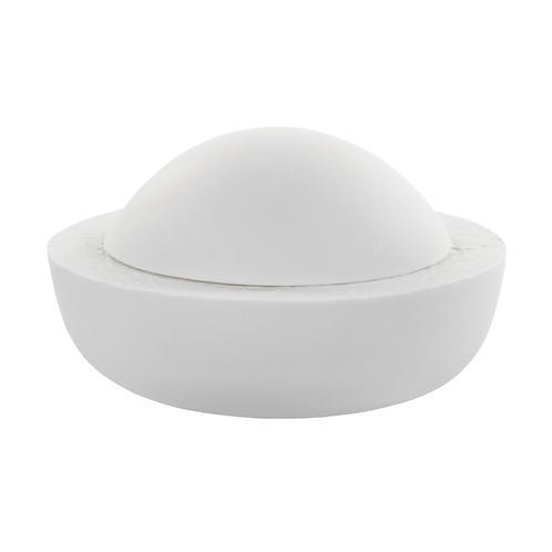 Porzellandose, eingefärbtes Porzellan, Pastellkeramik, weißes Porzellan, Keksdose, Struktur, runde Dose, mano design,