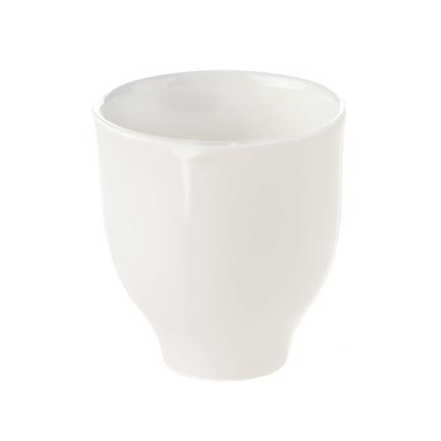 Eierbecher, Bonechina Porzellan, weißes Porzellan, buntes Porzellan, Porzellanwerkstatt Wien,modernes Geschirr, manodesign