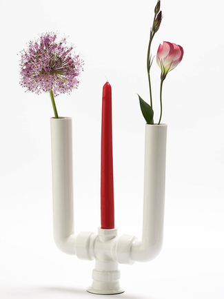 Siphon de luxe - Vase