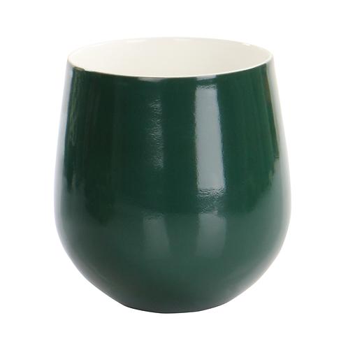 JUST Vase bauchig