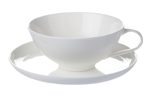 Teetasse, Bonechina Porzellan, weißes Porzellan, buntes Porzellan, Porzellanwerkstatt Wien,modernes Geschirr, manodesign