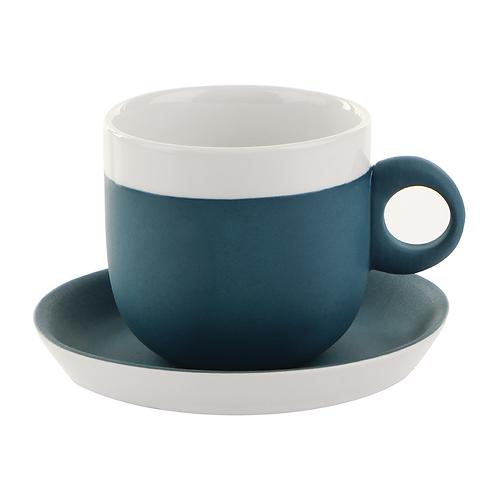 Kaffeetasse,  Pastellkeramik, eingefärbtes Porzellan, Keramik in Wien, Porzellanwerkstatt in Wien, manodesign,