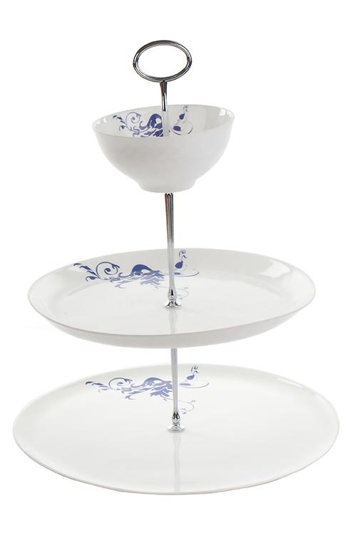 Etagere, Bonechina Porzellan, weißes Porzellan, buntes Porzellan, Porzellanwerkstatt Wien,modernes Geschirr, manodesign