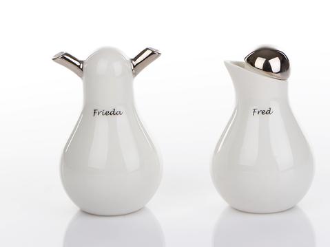 Fred & Frieda - Shaker