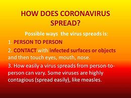 HOW DOES CORONAVIRUS SPREAD.jpg