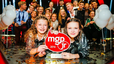Melodi Grand Prix Jr 2016