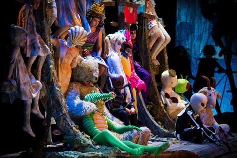 Stormen at Den Norske Opera & Ballett