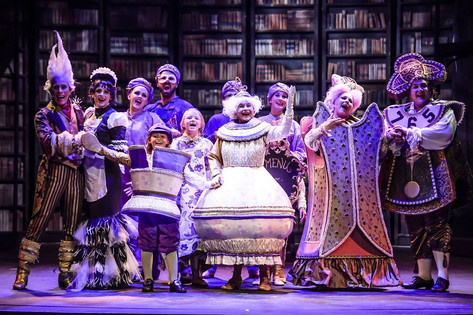 The Beauty & The Beast at Christiania Theatre