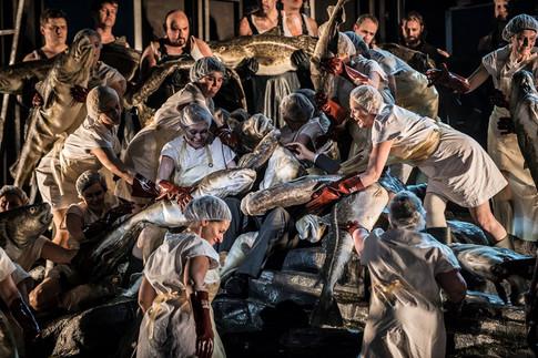 Lady Macbeth at Den Norske Opera & Ballett
