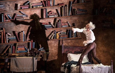 Don Quixote at Den Norske Opera & Ballett