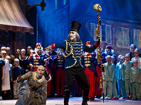 La Boheme at The Norwegian Opera & Ballett