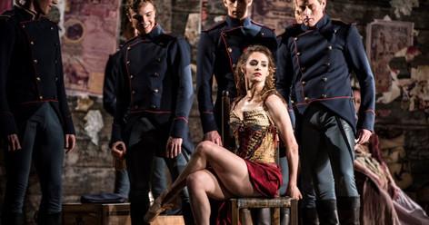 Carmen at Den Norske Opera & Ballett