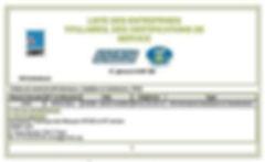 ENTREPRISE CERTIFIEE APSAD EN PROTECTION INCENDIE DELIVRANCE CERTIFICAT DE CONFORMITE