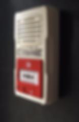 CRIS alarme incendie