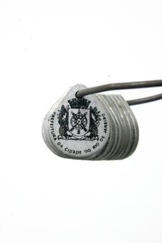 Medalha de alumínio