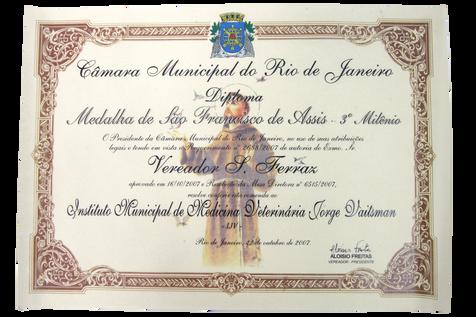 Medalha de São Francisco de Assis