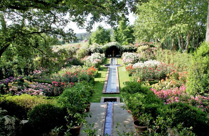 rioseraie/rose garden