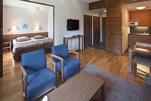 appartement laponie hotel luostotunturi famille images doc bayard luosto