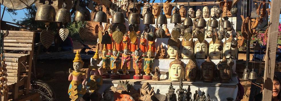 Artisanat de Bagan