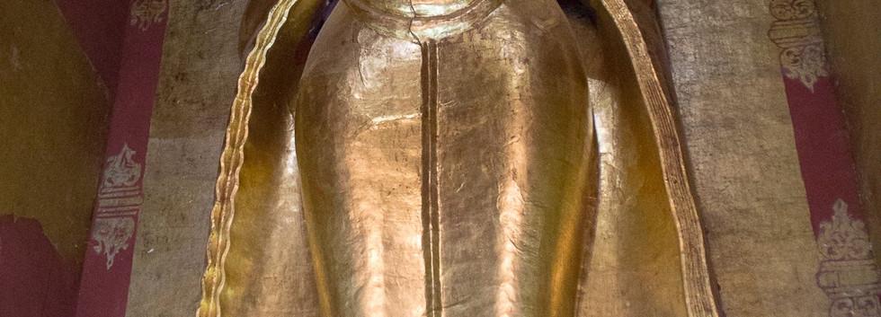 Bouddha du temple Ananda