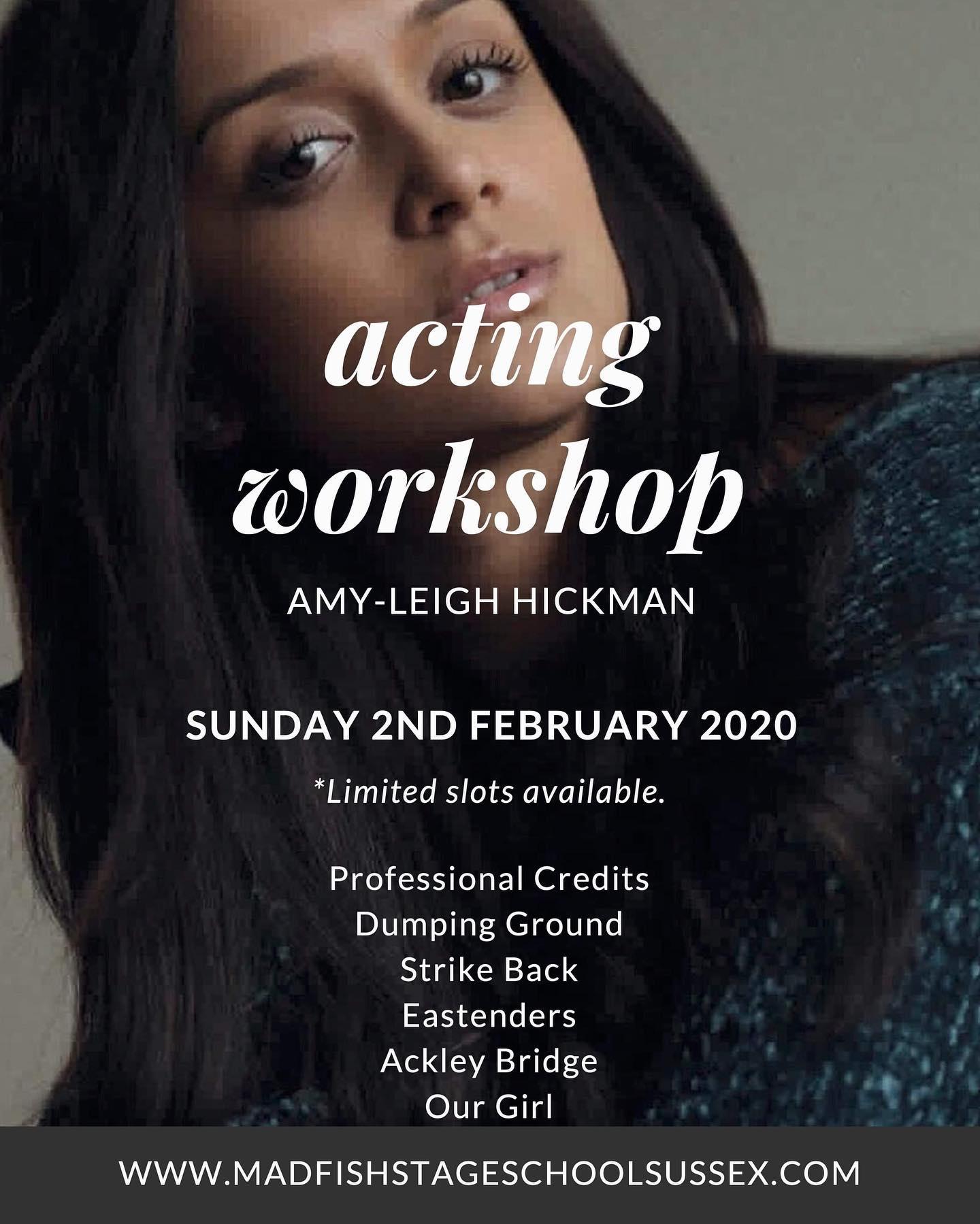 Amy Leigh Hickman