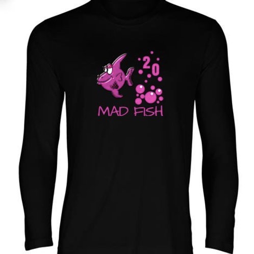 Mad Fish Long Sleeve T-Shirt Child