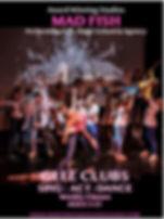 Mad Fish Stage School Sussex Sing Act Dance Theatre Film Musicals Training