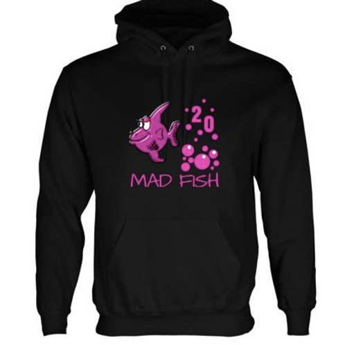 Mad Fish Child Hoodie