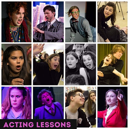 kirstie wilde acting teacher zoom bexhill sussex acting-lessons