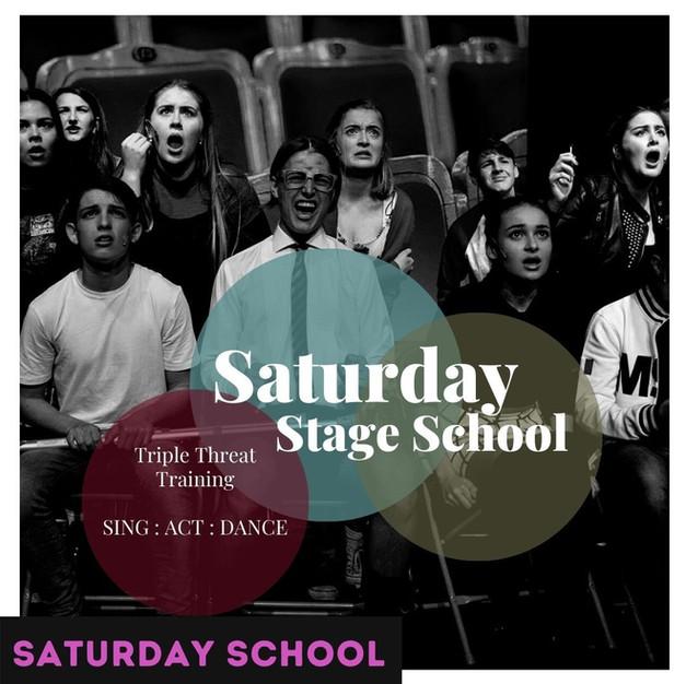 Saturday Stage School