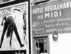 Hôtel du Midi: spécialités catalanes