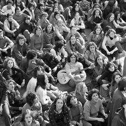 Sit-in des étudiants