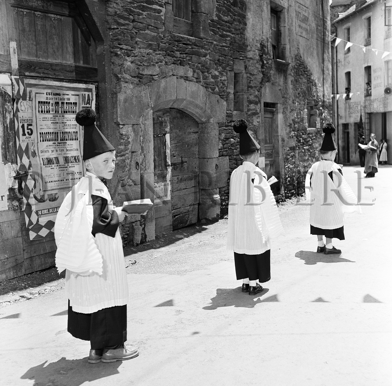 Procession de Saint-Fleuret