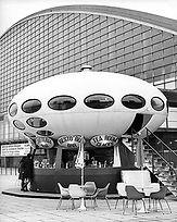 La Ville rêvée (années 1960-1970), vue par Jean RIBIERE
