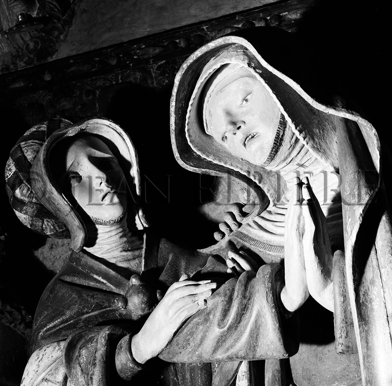 La Piéta : prière et larmes