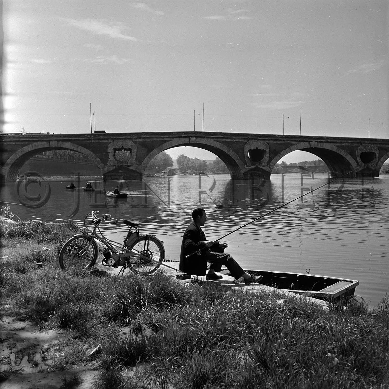 La Garonne : la passion de la pêche