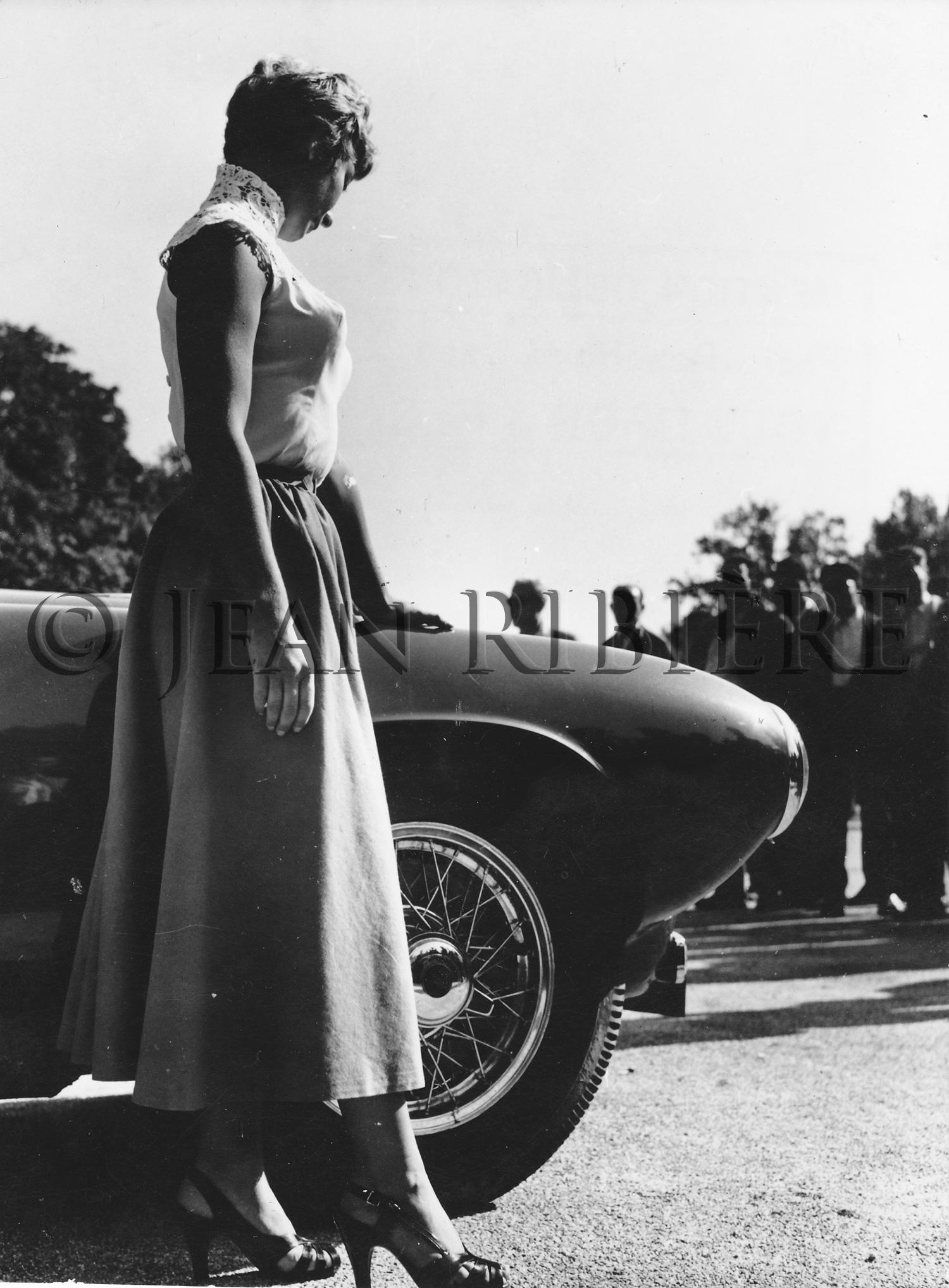 Beautés des années 50