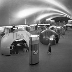RER - Station Auber
