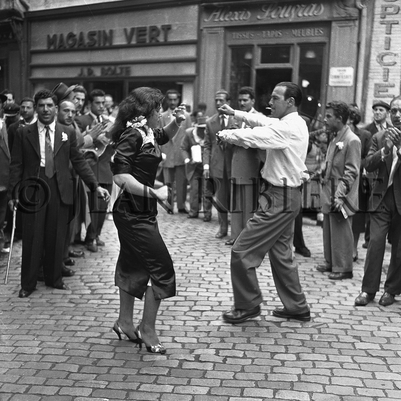 La Rumba catalane avant le mariage