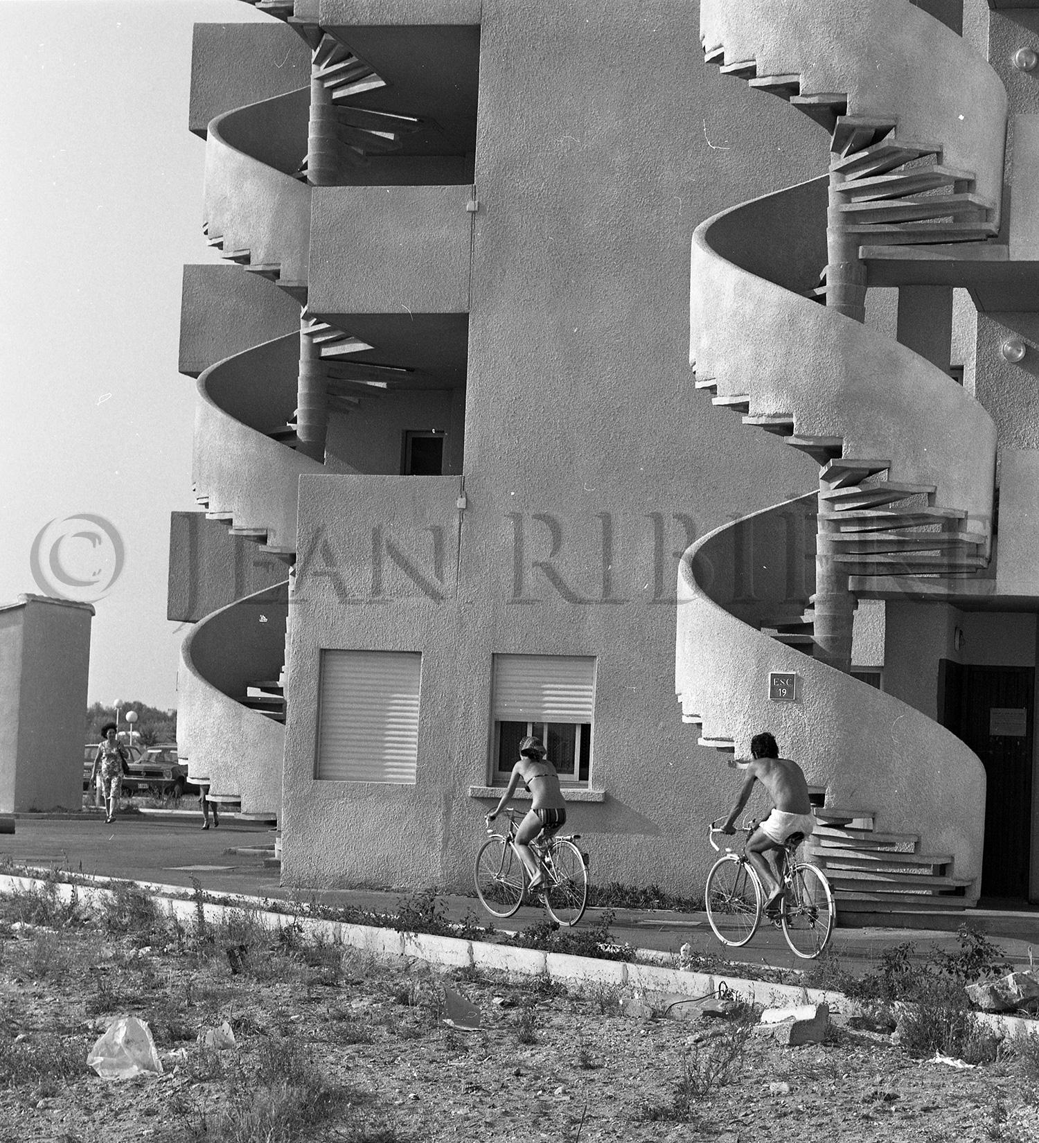 Balade à vélo - Nefs des Sables