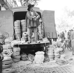 Le vendeur de cordes