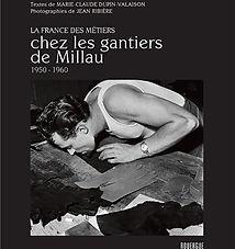 Chez les gantiers de Millau – 1950-1960 ©Jean Ribière