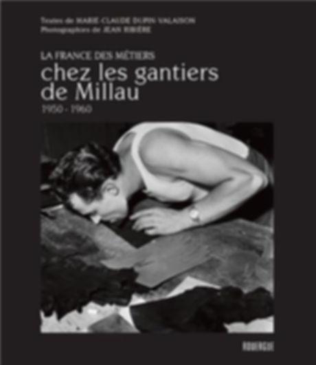 COLLECTION LA FRANCE DES MÉTIERS - Chez les gantiers de Millau - 1950-1960 ©Jean Ribière