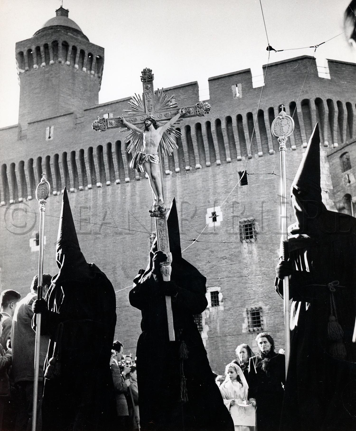 Castillet : Procession de la Sanch